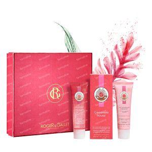 Roger & Gallet Gingembre Rouge Gift Set 200 ml