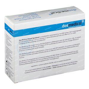 Dos Medical Sel De Rinçage Nasal 30 sachets