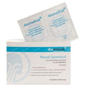 Nasaal spoelzout 2.5 gram 30 zakjes