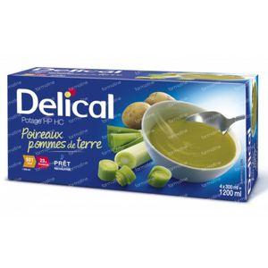 Delical Soupe HP HC Poireau Pomme De Terre 1200 ml
