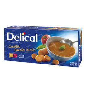 Delical Soup HP HC Tomato Carrot 1200 ml