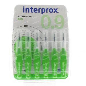 Interprox Premium interdentale Bürste Micro Grün 6 st
