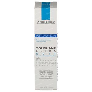 La Roche Posay Toleriane Ultra Night 40 ml vial