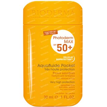 Bioderma Photoderm Max Aquafluide SPF50+ Zakformaat 30 ml