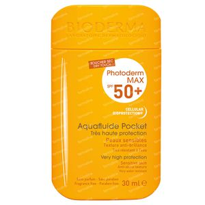 Bioderma Photoderm Max Aquafluide SPF50+ Zakformaat 30 ml