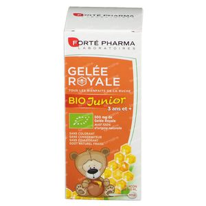 Bio Junior Koninginnengelei 150 ml