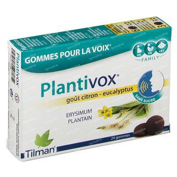 Plantivox 24 comprimés