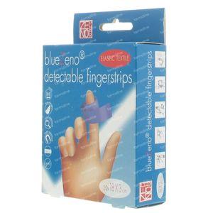 Bluezeno Fingerstrips 18x3 cm 20 pièces
