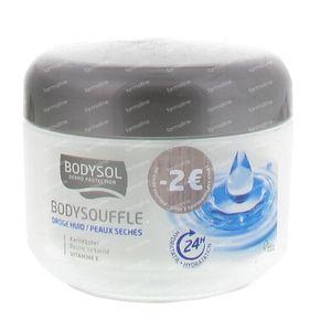 Bodysol Dry Bodysouffle Verlaagde Prijs 200 ml