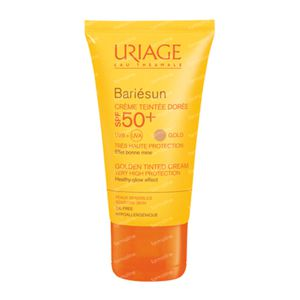 Uriage Bariésun Sun Cream Doree SPF 50 Nm 50 ml