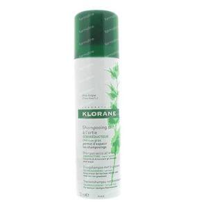 Klorane Shampoo Secco Seboregolatore Ortica Prezzo Ridotto 150 ml spray