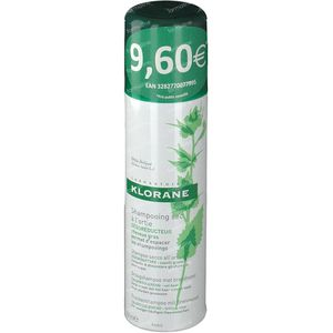 Klorane Dryshampoo Nettle Reduced Price 150 ml spray