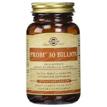 Solgar Probi 30 Billion 30 capsules