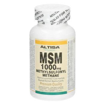 Altisa MSM 1000mg Premium 90 comprimés