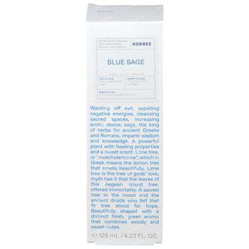 Korres KB Aftershave Balsem Blue Sage 125 ml