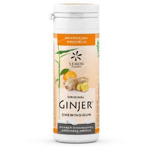 Ginjer Original Xylitol Kauwgom 30 g