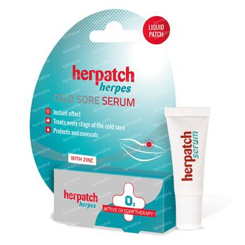 Herpatch Serum Boutons De Fièvre 5 ml