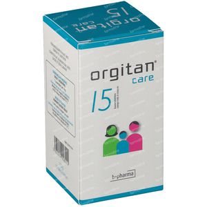 Orgitan Care 15 tabletten