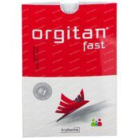 Orgitan Fast Sleeve 6  tabletten