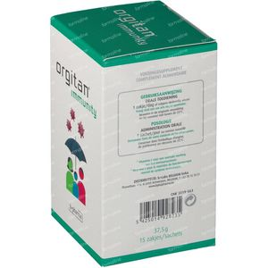 Orgitan Immunity 15 St Tabletten