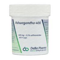Deba Ashwagandha 60  kapseln