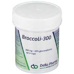 Deba Broccoli 60 capsules