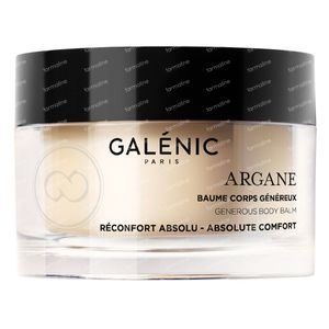 Galénic Argane Body Balm 200 ml