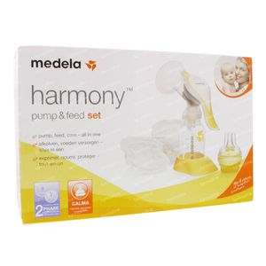 Medela Harmony Pump & Feed Set 1 item