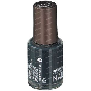 Korres Nail Colour 73 Blackened Green 10 ml