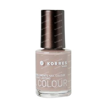Korres Nail Colour 30 Pure Almond 10 ml