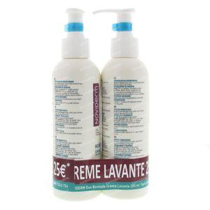 Noviderm Crème Lavante Duopack 400 ml