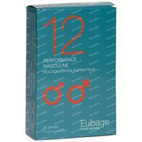 Eubage Männliche Leistung Nr 12 30  kapseln