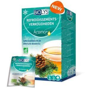 Biolys Aroma+ Verkoudheden 20 zakjes