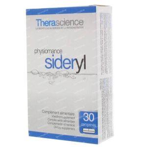 Physiomance Sideryl 30 tabletten