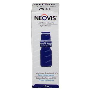 Neovis Eye Solution 10 ml