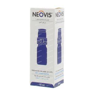 Neovis Oogoplossing 10 ml