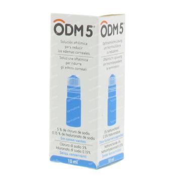 Odm5 Solution Ophtalmique Flacon 10 ml