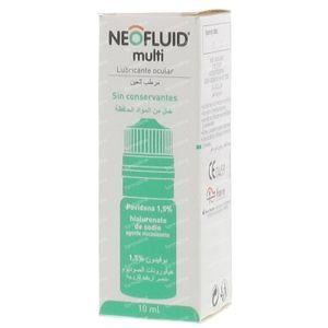 Neofluid Multi Oogdruppels 10 ml