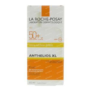 La Roche-Posay Anthélios 50+ XL Ultra Lichte Zonnefluide (met parfum) 50 ml