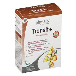 Physalis Transit+ 60 tabletten