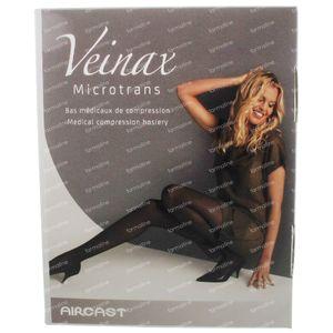 Veinax Bas Genou Microfibre Beige Classe 2 Taille 3 1 pièce