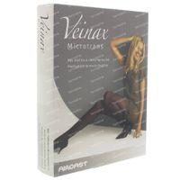 Veinax Bas Genou Microfibre Noir Classe 2 Taille 2 1 pièce