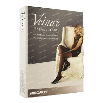 Veinax Bas Genou Transparent Beige Clair Class 2 Taille 4 1 st