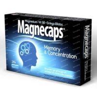 Magnecaps Memory & Concentration Magnesium & Vit B6 & Ginkgo Biloba 28  capsules