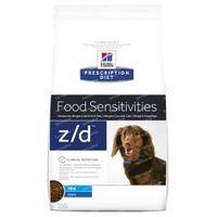 Hill's Prescription Diet Canine Z/D Food Sensitivities Mini Hond 1,5 kg