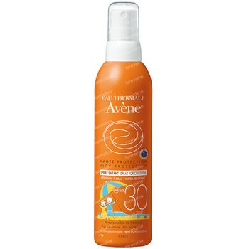 Avene Zonnespray Kind SPF30 200 ml