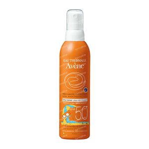 Avène Zonnespray Kind SPF50+ 200 ml