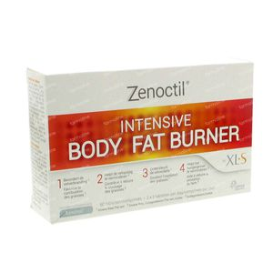 XLS Zenoctil Intensive Body Fat Burner 60 St Tabletten