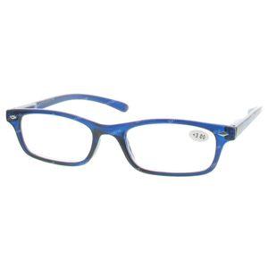 Pharma Glasses Reading Glasses Dark Blue +3 1 item