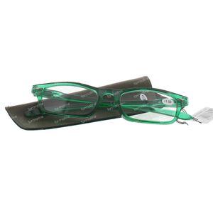 Pharma Glasses Leesbril Groen +1.00  1 stuk